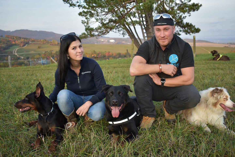 Výcvik psov Žilina